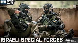 """Israeli Special Forces 