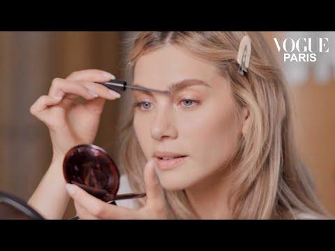 Dans lappartement cocon dHera Pradel  Paris  Une Fille Un Style  Vogue Paris