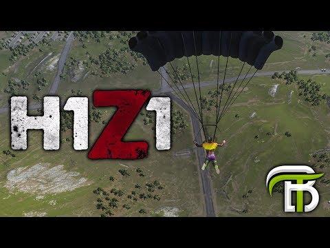 BEST ARMOR STRATEGY IN H1Z1 | H1Z1 KotK