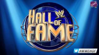 Wwe  Hall of Fame 2013 theme song HD