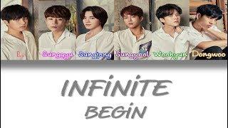Infinite - Begin (Intro)