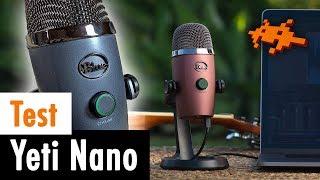 Unboxing & Test Blue Yeti Nano USB Mikrofon [deutsch]