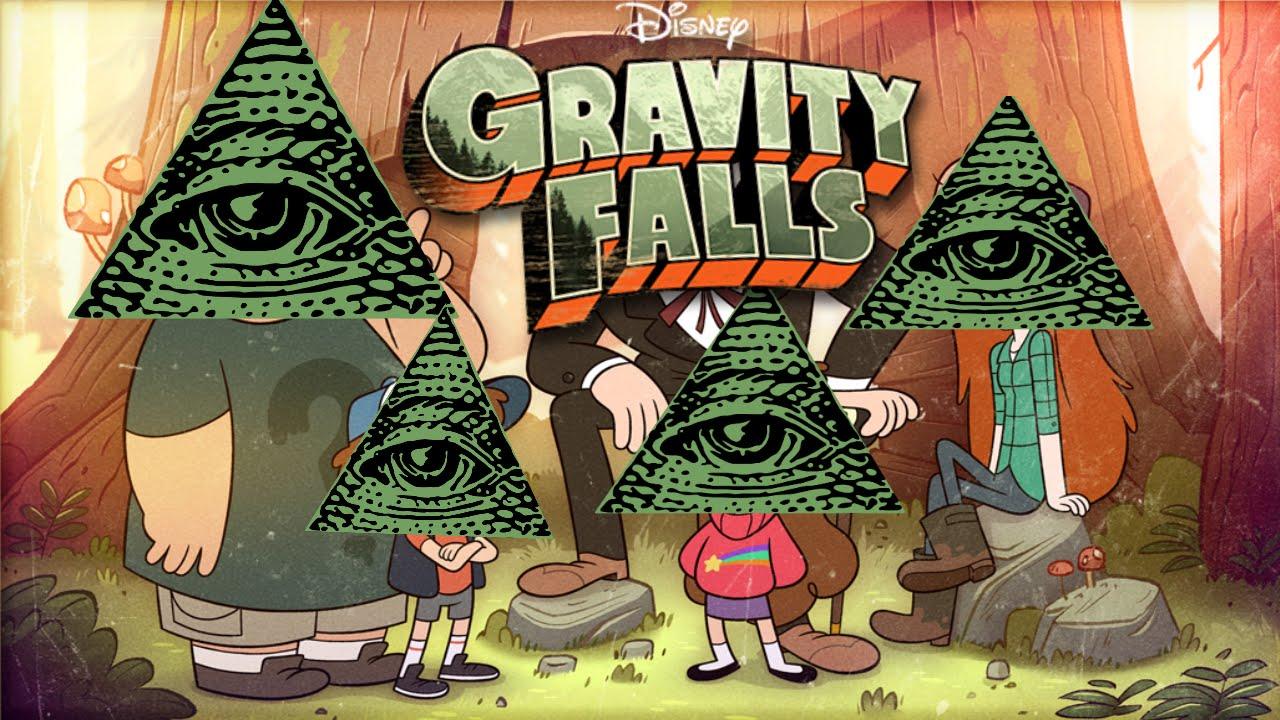 illuminati gravity falls - photo #18