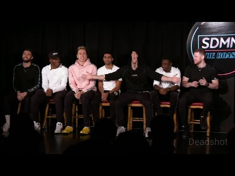 The Roast Of The SIDEMEN But Its Funnier...