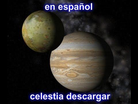 Como descargar Celestia full en Español