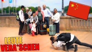 CHINESISCHES Familienfoto..😱| LEUTE VERA*SCHEN | Denizon