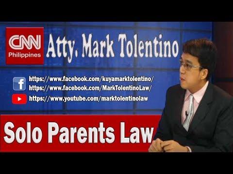 solo parents law 1