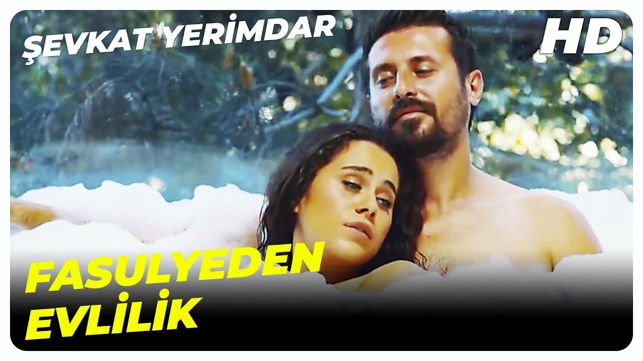 Nisanlisi Pelin I Aldatiyor Sevkat Yerimdar Turk Komedi Filmi Youtube