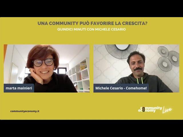 Ep. 12 | Michele Cesario | CEO Comehome