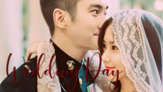 WEDDING DAY OF YOONWON (Choi Siwon & Im Yoona )