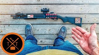 Tactical Shotgun Build // YOUTUBE DIDN'T WANT YOU TO SEE (COUPONS)