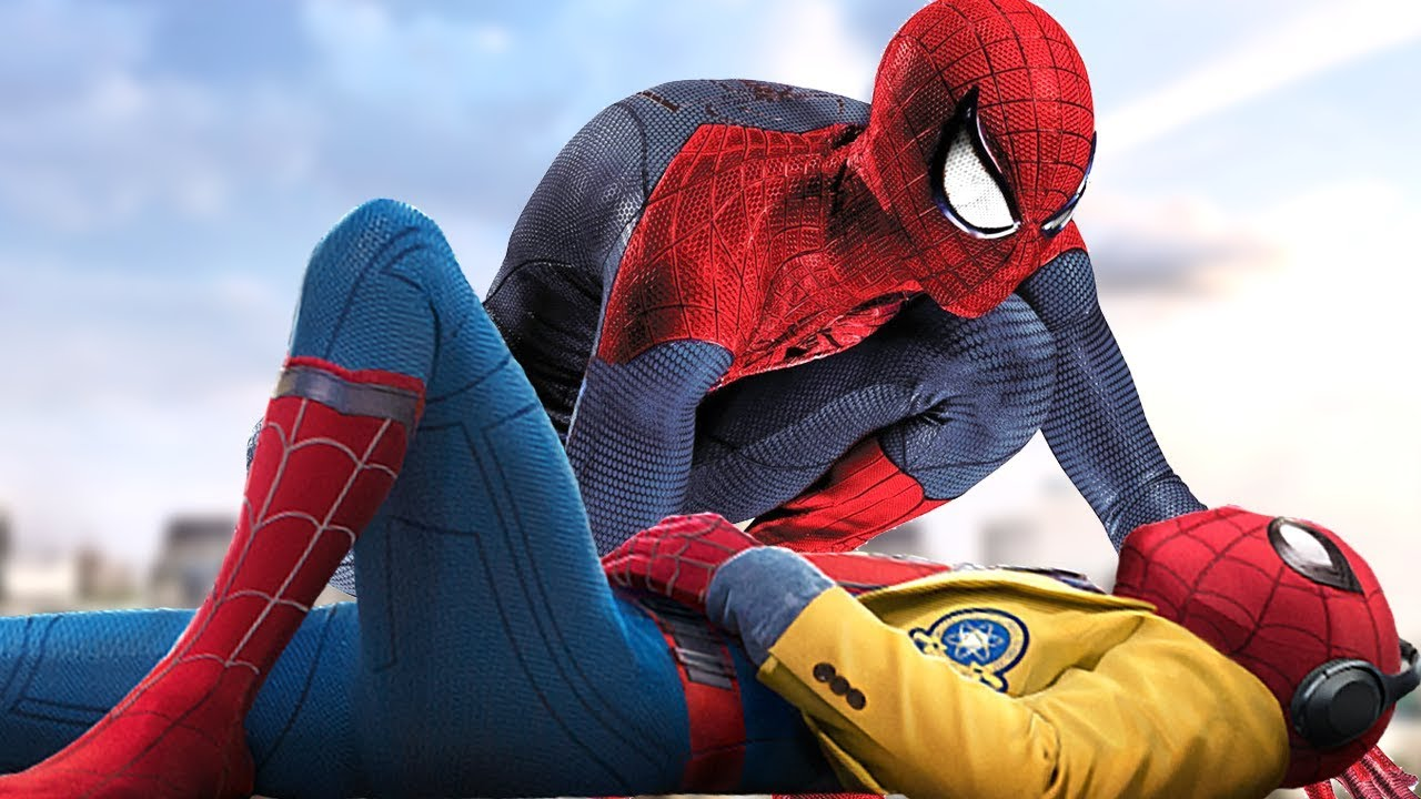 SPIDER-MAN FULL MOVIE 1080P HD 2018 - 2019 (Marvel's Spider-Man) I Am Close To Home !