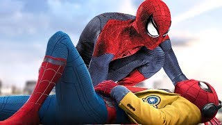 SPIDER-MAN FULL MOVIE 1080P HD 2018 - 2019 (Marvel's Spider-Man) I Am Close To Home !