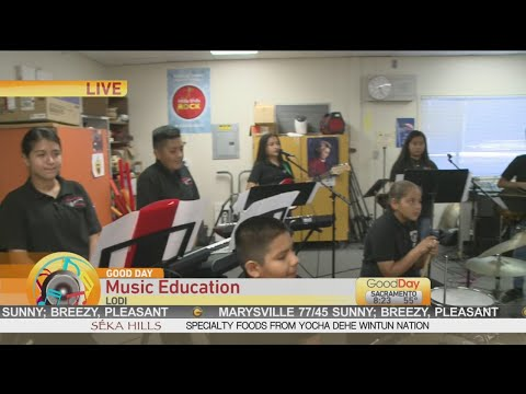Music Education Push