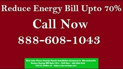 Best Solar Power (Energy Panels) Installation Company in Wellesley Massachusetts MA