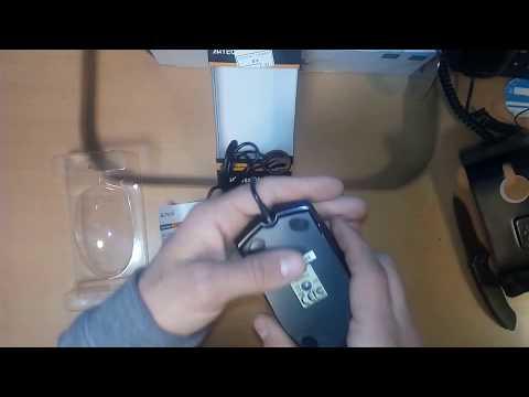 Мышь A4Tech N-302 USB Black (4711421902496)
