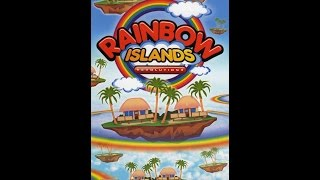 Rainbow Islands Evolution - Sony PSP