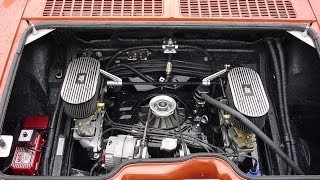 CORVAIR 3.1 EXHAUST SOUND