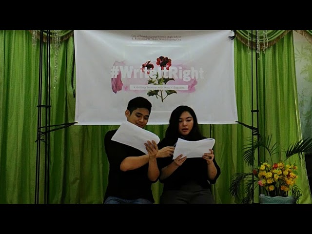 Sounds Like Summer by Six de los Reyes (performed by Samantha Aquino and Miguel Almendras)