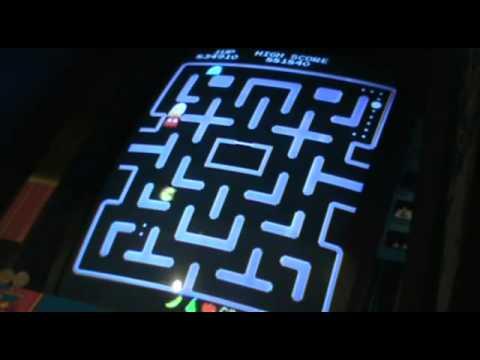 Ms. Pac-Man Kill Screen - Namco Reunion Cabinet