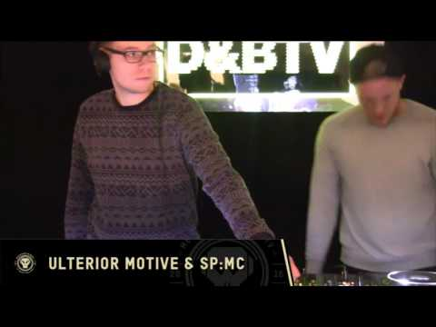 D&BTV Live #215 Metalheadz takeover - Ulterior Motive ft. SP:MC