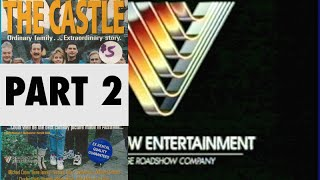 Opening & Closing to The Castle 1997 VHS (Australia) Part 2