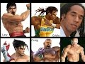 Tekken Real Life Characters (movie Game Edition) video