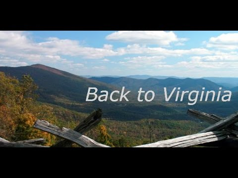 Back to Virginia