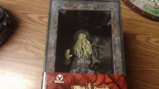PIRATES OF THE CARIBBEAN-DAVY JONES HALF-FIGURE-DISNEY