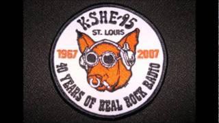 Kshe Classics Blue Oyster Cult Shooting Shark