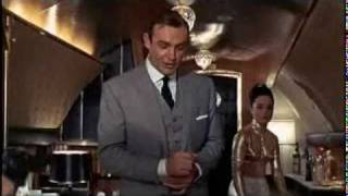 "Sean Connery saying ""pussy"""