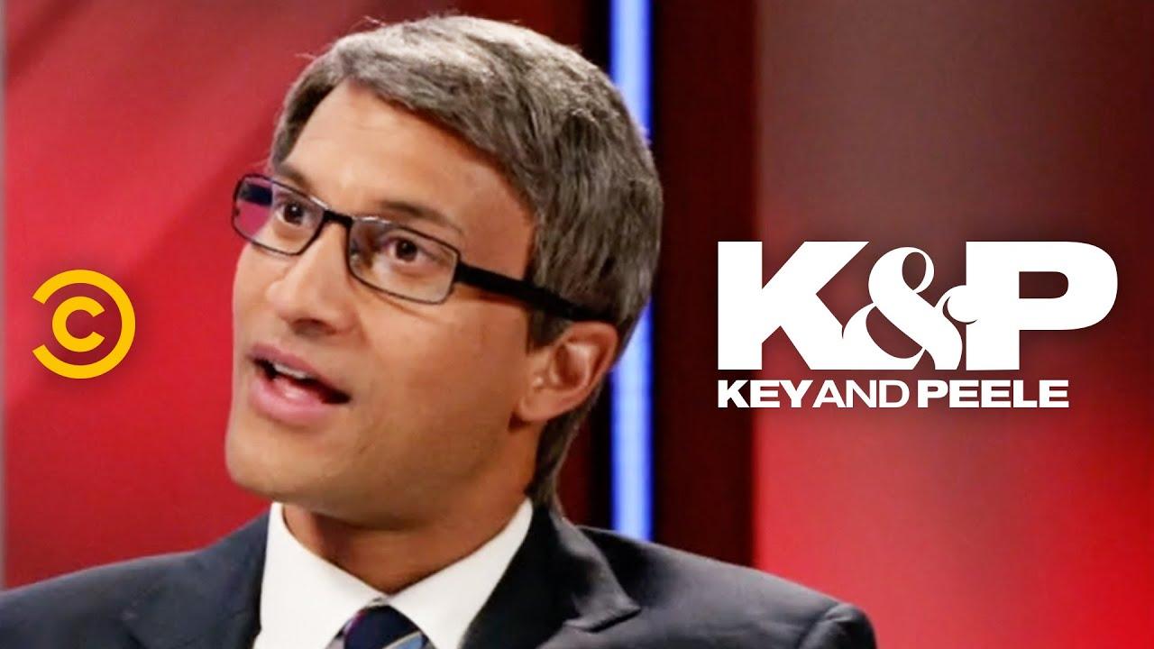 Cable News Debate - Key & Peele