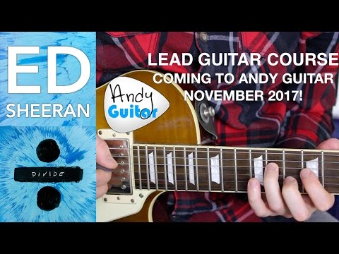 Ed sheeran dive solo w tab guitar lesson tutorial divide scuba diving for dummies - Ed sheeran dive chords ...