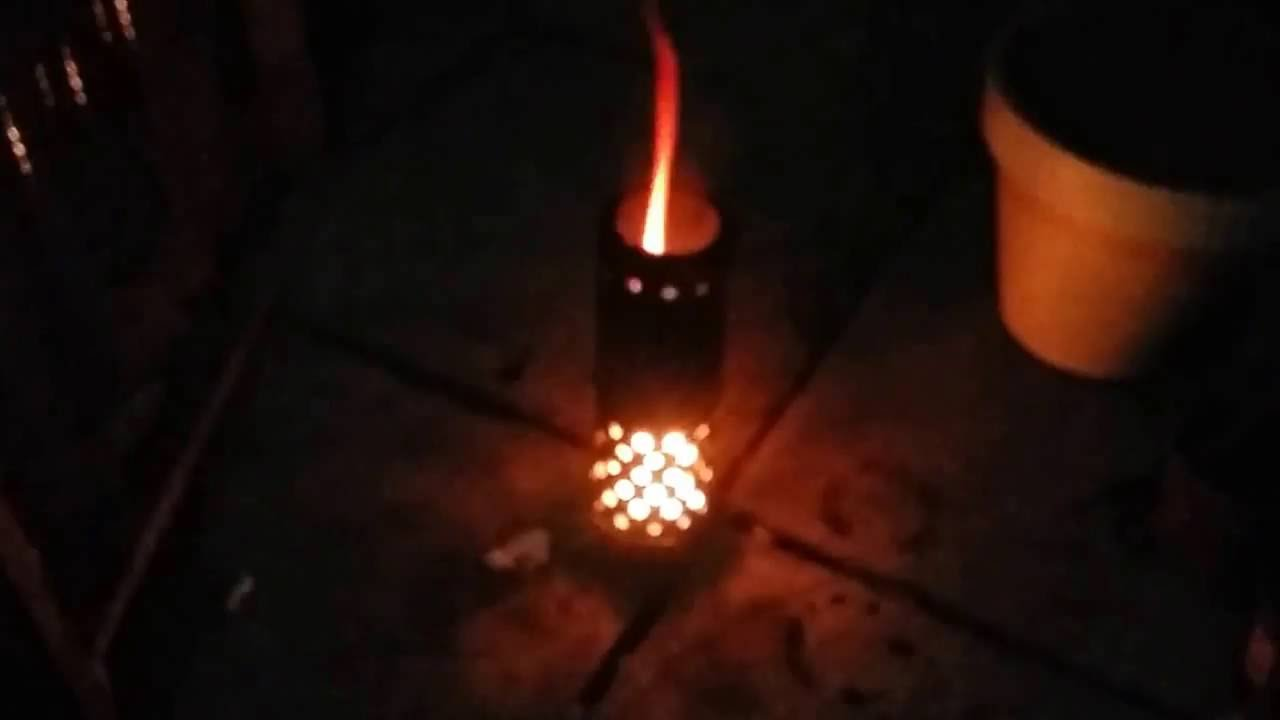 how to make oil for oil burner