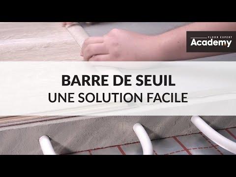 Barre De Seuil 3 En 1 Une Solution Facile Youtube
