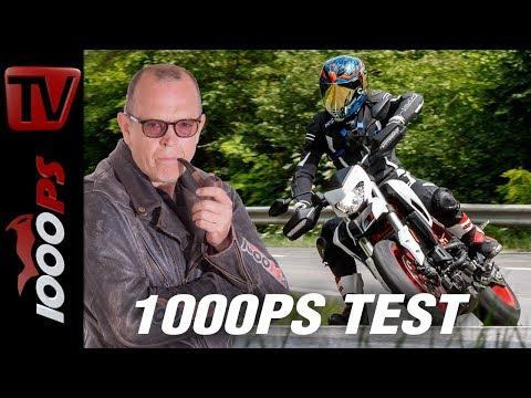Ducati Hypermotard 939 - Naked Bike Vergleich 2018 - Teil 4 von 7 - Täglich 1 Video
