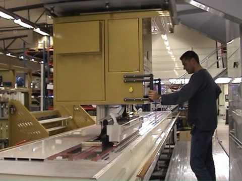 Hf Welding Rf Welding Machine Forsstrom Tg Youtube