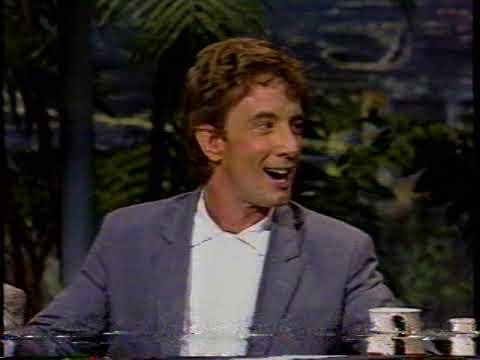 Johnny Carson - May 14,1992 - segment 5 - Martin Short