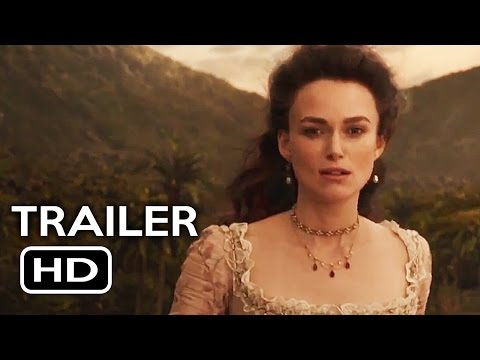 Thumbnail: Pirates of the Caribbean 5 Official International Trailer #2 (2017) Johnny Depp Movie HD