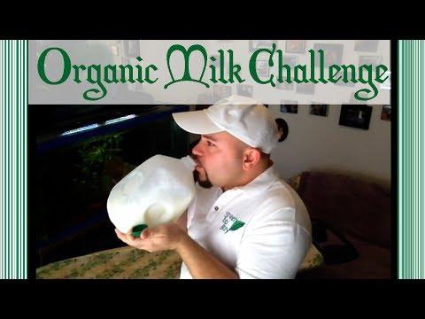 Drink Organic Milk :: The Milk Challenge