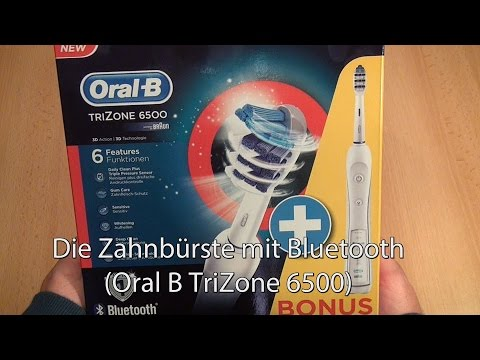 test oral b mit bluetooth elektrische zahnb rste trizone 6500 von. Black Bedroom Furniture Sets. Home Design Ideas