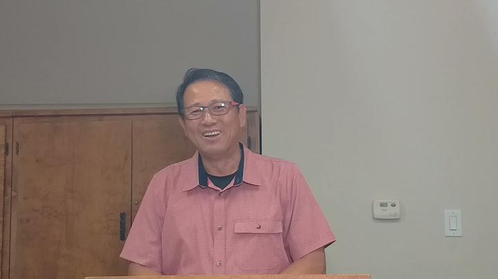 손태정 목사 큐티설교 / 출애굽기 12장 37-51 / 제목 :  유월절과 출애굽의 목적 그리고 광야