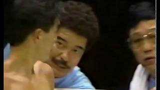 『WBC世界ミニマム級タイトルマッチ 12回戦』 □ 1988年11月13日(日)大...