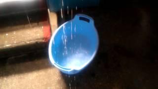 видео В детском саду Балтая протекает крыша
