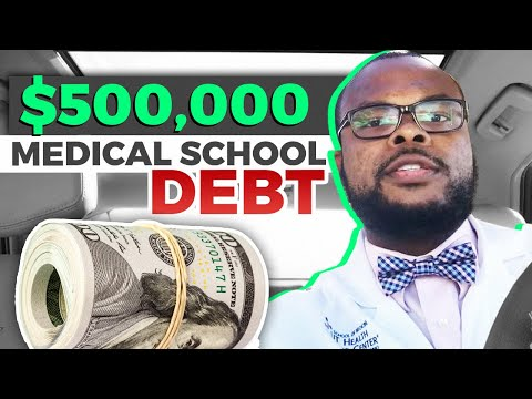 $500,000 in medical school debt: Is it worth it?