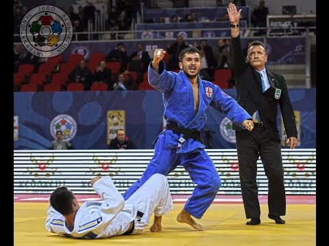 Total Judo - Day 1 Judo Grand Prix Tbilisi 2016