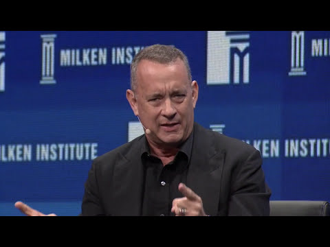 Tom Hanks and Brian Grazer: A Conversation With Two Hollywood Icons
