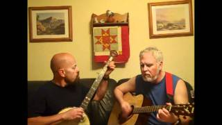 Baixar Brethren We Have Met To Worship (Holy Manna) Play and Sing-Along Hymn #36 Clawhammer Banjo & Guitar