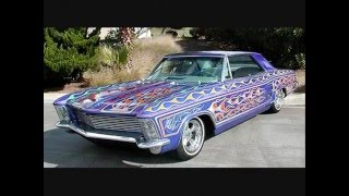 Buick Riviera Lowriders