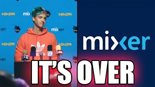 Mixer Is Dead. Ninja And Shroud Are Free Agents.